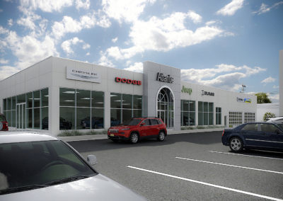 ATLANTIC CHRYSLER JEEP DEALERSHIP